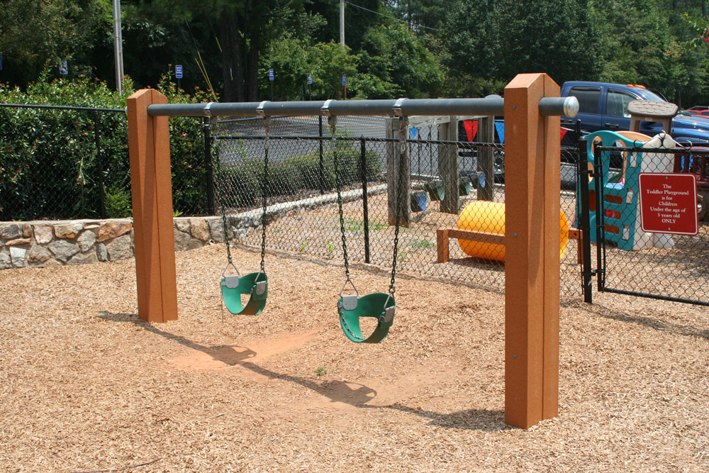 swing bay image by Green Play Parks