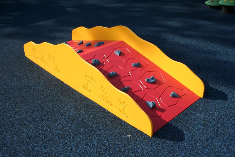 Tot Crawl ramp design image