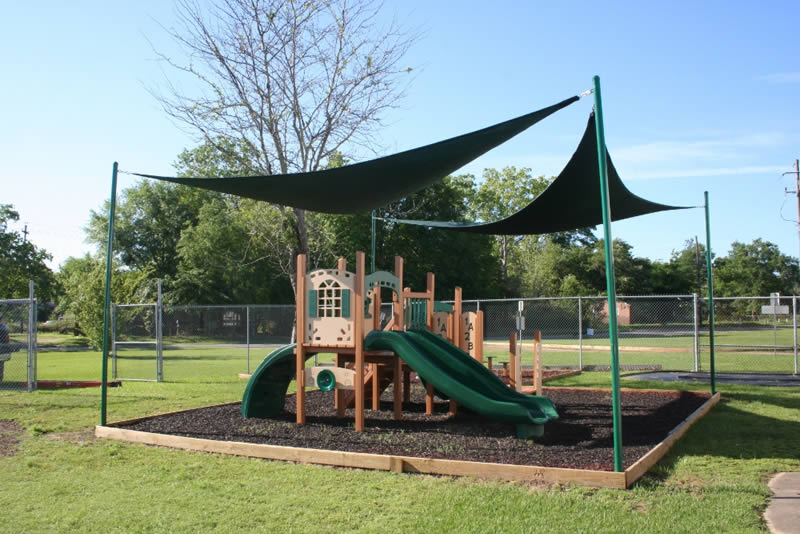 Mobile Head Start play set installation image